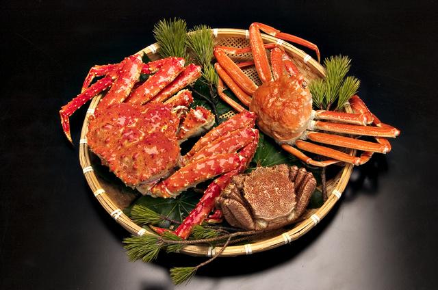 タラバとズワイのボイル蟹の解凍方法と美味しい食べ方!